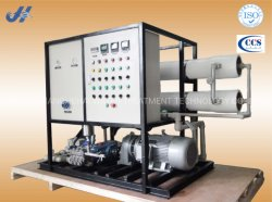 Desalificazione chimica 70tpd dell'acqua di mare di trattamento delle acque