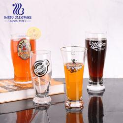 Pilsener Tumbler Bier Drinkglaswerk Drinkwerk Britse Nonic Blonds Pint Glazen beker voor IPA-bieraanbieding, 20oz, 270 gram 10 oz
