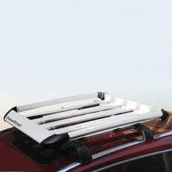 Внедорожник 4X4 универсальный алюминиевый корпус для монтажа в стойку на крыше автомобиля корзину багажа перевозчик (8105)