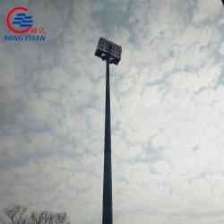 45m OEM 8각형 직류 전기를 통한 램프 폴란드 가로등 폴란드 또는 미식 축구 경기장을%s 포스트