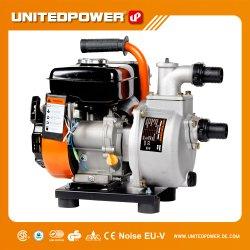 """Utilitaire de transfert de l'eau portable de la pompe, 115-V avec les connecteurs métalliques qui sont la norme de 1,5"""" flexible de jardin"""