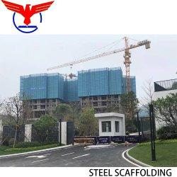 Строительство здания металлической рамки гидравлической Self-Climbing деревянной опалубки