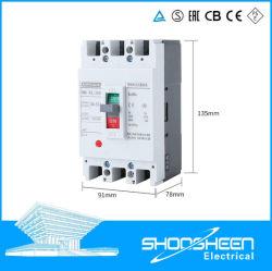 Certificación CE MCCB-32A-1000ajustable fija un disyuntor de caja moldeada