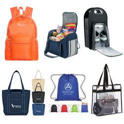 Individuelle Aktionstasche, Rucksack, Kühltasche, Picknicktasche, Tragetasche Aus Segeltuch, Umhängetasche, durchsichtiger PVC-Beutel