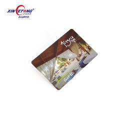 O logotipo personalizado de plástico do cartão de identificação da carta de condução as cartas de jogar