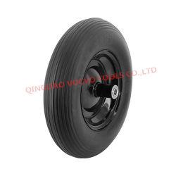 産業PUの油圧フォークリフトの足車ベアリング車輪