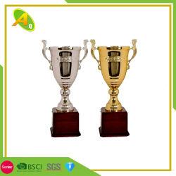 Produits à chaud de l'émail trophée souvenir personnalisé Gold Cup pour Veitnam (098)