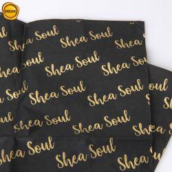 Sun характера Логотип по уходу за кожей упаковке индивидуальное производство оберточной бумаги