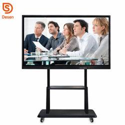 La Chine à bas prix de gros de tableau blanc interactif SMART Board bon prix téléviseur intelligent avec un projecteur