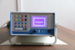 Relais de courant 3 Phase de test par injection secondaire Set / testeur de relais protection