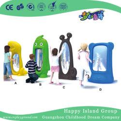 Детских дошкольных учреждениях детей пластмассовые игрушки тип животных наружного зеркала заднего вида (HJ-19803)