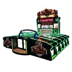 Parc coloré jeu vidéo/de gros jeu d'Arcade/Arcade Game/Horse Racing/game/Machine Arcade