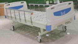 Fabrication de bonne qualité d'alimentation réglable directement les soins infirmiers 2 Manuel Fonctions manivelle hôpital médical de mobilier de lit