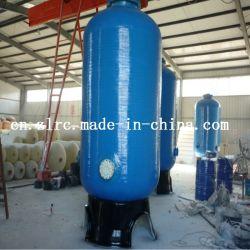 Zlrc FRP GRP Fiber-Reinforced de pression de filtre à eau en plastique Adoucisseur de réservoir de traitement
