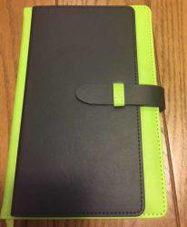 El cuero PU OEM / regalo de promoción de Notebook