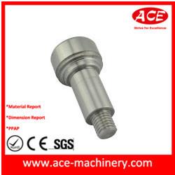 L'usinage CNC de vis en acier inoxydable