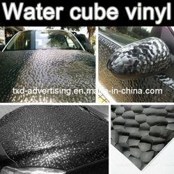 Вода в 4D-Cube 1,52*30м кузове Wrap пленки с воздуха без пузырьков воздуха