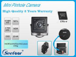 Securtiy Solution Cheap 2014年のMini Lens High Resolution Color CCTVのためCamera