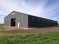 Officina prefabbricata per costruzioni in granito con struttura in acciaio leggero (KXD-SSW1014)