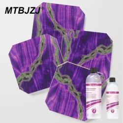 Mtb-6048 de Lijm van de epoxyHars Ab voor de Kunsten Woodworks van het Kristal