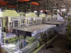 Suela de goma espuma de la máquina de prensa/ Vulcanización Press/Prensa hidráulica