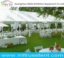 Casamento transparente de luxo tenda claro Marquise casamento ao ar livre