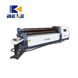 Hidráulico Beke 4 rollos de hojas de carbono CNC Máquina laminadora