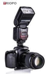 Appareil photo reflex numérique Triopo TR-586 Speedlite lumière flash de studio, de la fabrication Flashgun TTL avec flash esclave pour Nikon et Canon