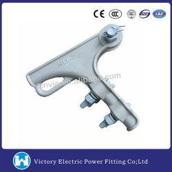 Alliage d'aluminium galvanisé souche Deadend collier de serrage