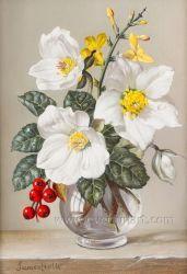 Paleta clássica artesanais Flor Da Faca pintura a óleo