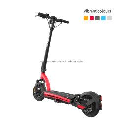 Fabrik 2021 direktes 350W 10 Zoll-faltbarer elektrischer Roller für Erwachsenen