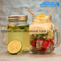 La Chine usine Commerce de gros de boissons de jus d'créatif boire bocal en verre
