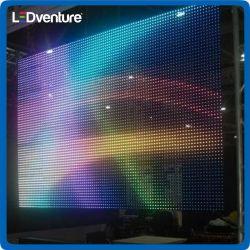 P8.9 다이캐스트 아웃도어 메쉬 LED 렌탈 스크린