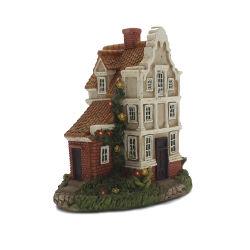 Пластмассовый Красивый дом модель миниатюрных моделей для Сувенирный подарок