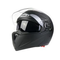 خوذة دراجة نارية مزدوجة Visor من نمط القلب لأعلى من EECE (AH009)