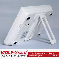 Drie Jaar van de Garantie! Het draadloze Intellegent Digitale GSM SIM Systeem van het Alarm van de Veiligheid van het Huis van de Kaart (YL007M2BX)