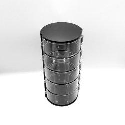 Caixa de Exibição de acrílico para produtos personalizados da Correia