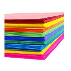 Manila de tamaño A4 papel carta de colores