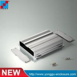 Gabinete de alumínio Elétrica Personalizado anodizado/Caso/Alojamento da Caixa em alumínio Elétrico