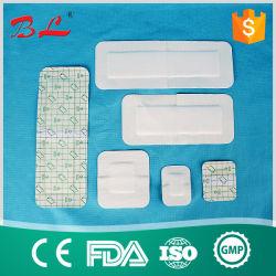 2016 La plupart des Hot vendre Pansement médicaux jetables pansement transparent Pad