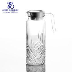 1L de uitstekende kwaliteit Gegraveerde Waterkruik van het Glas van het Water (GB1101ZH)