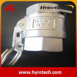 Type de raccord camlock d ss304