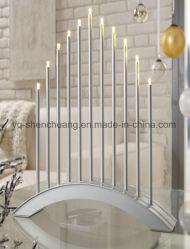 Fenêtre LED feux allumés Arch, chandeliers/ce/RoHS/PAH