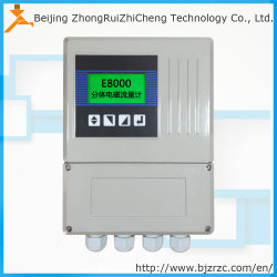 Conversor de debitómetro electromagnética RS485 / Converg 4-20mA