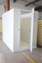 Cebola Frango portátil sala de armazenagem a frio