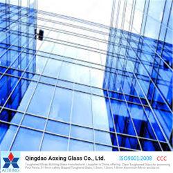 4 مم، 5 مم، 6 مم، 8 مم. زجاج مدقّن شفاف/ملون مقاس 10 مم، 12 مم للبناء