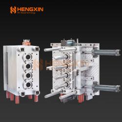 4 cavità perno-punto di iniezione ad otturazione 5 galloni stampo preformato/stampo con robot per galloni peso 660 grammi peso pesante.