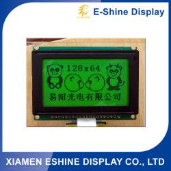 12864G монохромный графический ЖК-дисплей монитора модуль алфавитно-цифровой матричный ЖК-дисплей покупателя с зеленой подсветкой