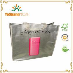 Recycler sac sac tissé en PP pour le produit Sac Shopping Shopping non tissé
