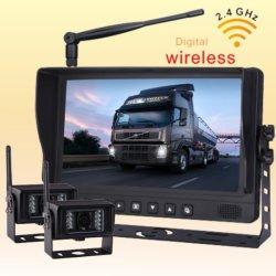 Wireless-Backup-Kamera-Videosystem mit Halterungen für Sicherheitsteile in der Farm